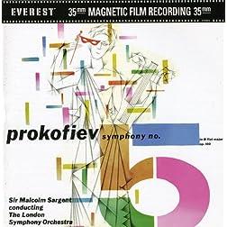 Prokofiev Symphony 5 (Bonus CD) (Hdad) (RMST)