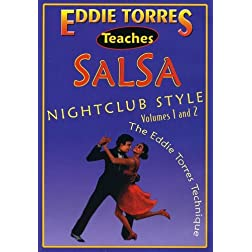 Teaches Salsa Nightclub