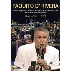 D'rivera, Paquito & Wdr Big Ba - Improvise One
