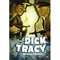 Dick Tracy RKO Classic Collection: Dick Tracy Detective; Dick Tracy vs. Cueball, Dick Tracy's Delimma & Dick Tracy Meets Gruesome