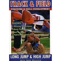 Track & Field: Long Jump & High Jump