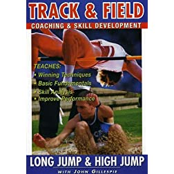 Track & Field: Long Jump & High Jump