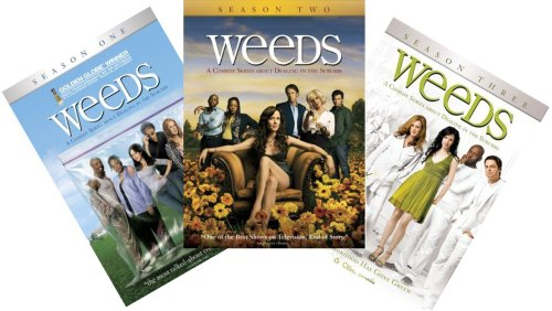 Weeds - Seasons 1-3 (Amazon.com Exclusive)