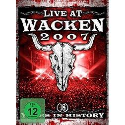 Wacken 2007-Live at Wacken Open Air