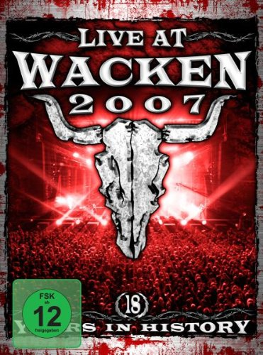 Wacken 2007-Live at Wacken Open Air