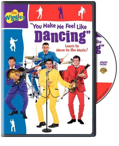 The Wiggles: You Make Me Feel Like Dancing