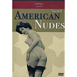 American Nudes, Vol. 2