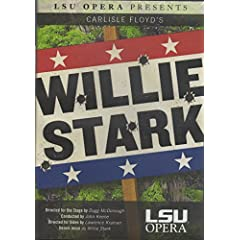 LSU Opera Presents: Carlisle Floyd's Willie Stark