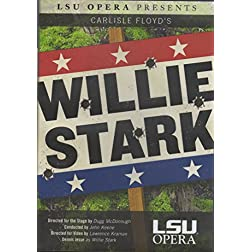 LSU Opera Presents: Carlisle Floyd's Willie Stark