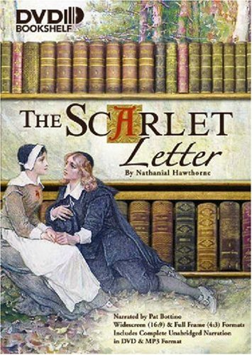 The Scarlet Letter by DVD Bookshelf