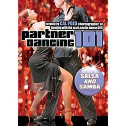 Cal Pozo's Partner Dancing 101: Salsa and Samba