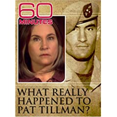 60 Minutes - What Really Happened to Pat Tillman? (May 4, 2008)