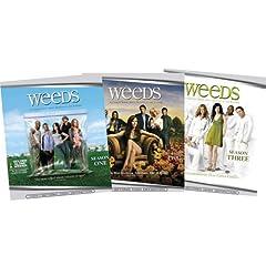 Weeds - Seasons 1-3 [Blu-ray] (Amazon.com Exclusive)