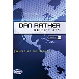 Dan Rather Reports #219: Where are the Bees?