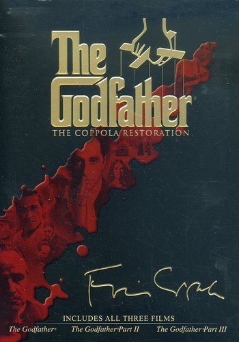 The Godfather - The Coppola Restoration Giftset DVD