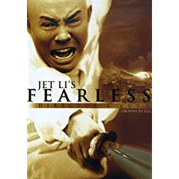 Jet Li's Fearless (Unrated Directors Cut)