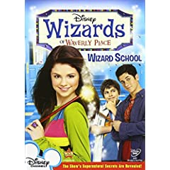 The Wizards of Waverly Place: Wizard School