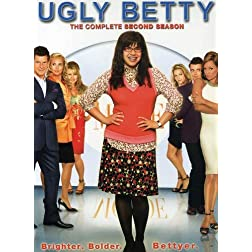 Ugly Betty: The Complete Second Season