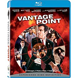Vantage Point [Blu-ray]