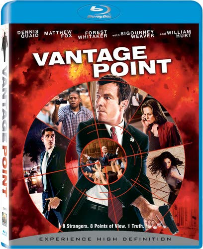 Vantage Point [Blu-ray]