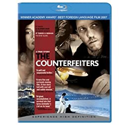 The Counterfeiters [Blu-ray]