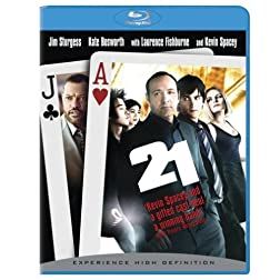 21 [Blu-ray]