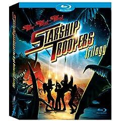 Starship Troopers 1-3 [Blu-ray]