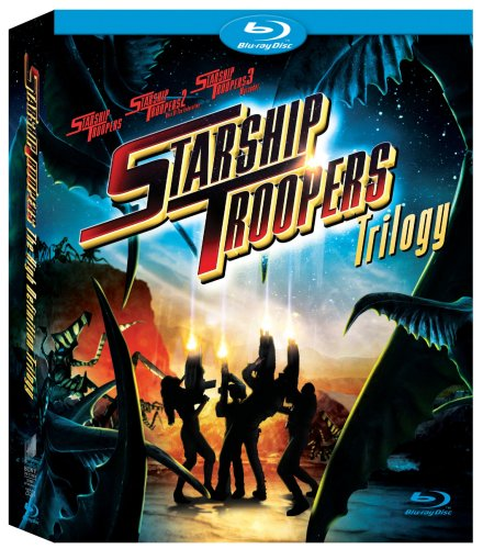 Starship Troopers 1-3 [Blu-ray]
