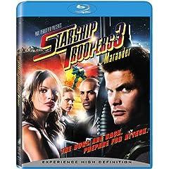 Starship Troopers 3: Marauder [Blu-ray]