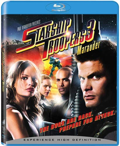 Starship Troopers 3: Marauder [Blu-ray]