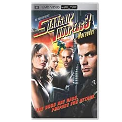 Starship Troopers 3: Marauder [UMD for PSP]