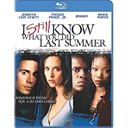 I Still Know What You Did Last Summer [Blu-ray]