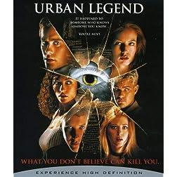 Urban Legend [Blu-ray]