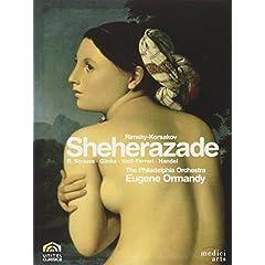Rimsky-Korsakov ; Sheherazade