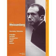 Bach, Brahms, Stravinsky, Prokofiev, Rachmaninov, Chopin: Alexis Weissenberg - Classic Archive