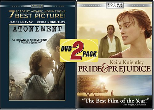 ATONEMENT & PRIDE & PREJUDICE (2005) (2PC) / (WS) - ATONEMENT & PRIDE & PREJUDICE (2005) (2PC) / (WS)