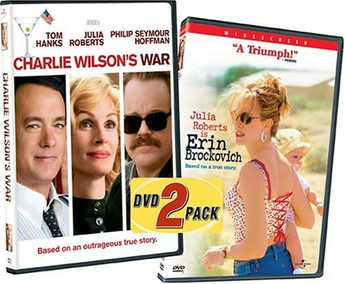Charlie Wilson's War/Erin Brockovich
