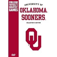 University of Oklahoma Sooners Greatest Games