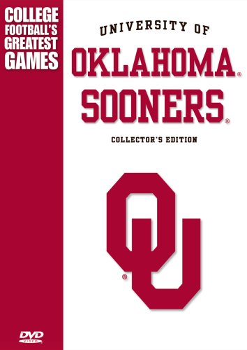 University of Oklahoma Sooners Greatest Games
