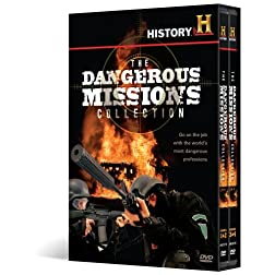 The Dangerous Missions Collection DVD SET