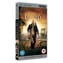 I Am Legend [UMD for PSP]