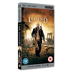 I Am Legend [UMD for PSP]