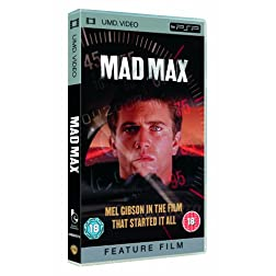 Mad Max [UMD for PSP]