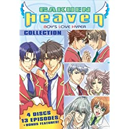 Gakuen Heaven Collection (4pc) (Sub)