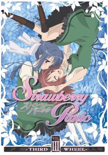 Strawberry Panic Vol 3: Third Wheel