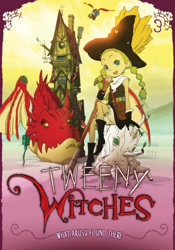 Tweeny Witches Vol 3: What Arusu Found There