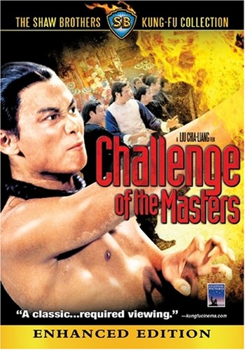 Challenge of The Masters (Shaw Brothers)