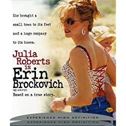Erin Brockovich [Blu-ray]