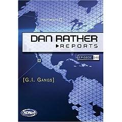 Dan Rather Reports #240: G.I. Gangs (2 DVD Set - WMVHD DVD & Standard Definition DVD)