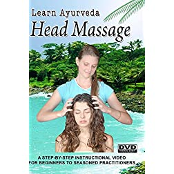Learn Ayurveda - Head Massage  (NTSC Version)